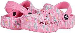Baya Graphic Tie-Dye Clog (Toddler/Little Kid)