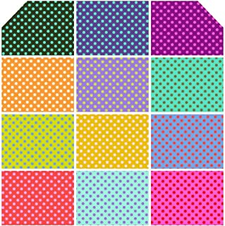Tula Pink All Stars Pom Pom Dots Fabric - Complete Collection Fat Quarter Bundle
