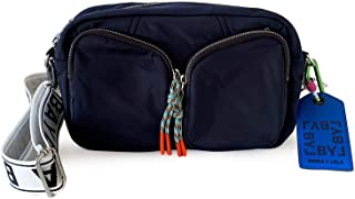Pockets navy m crossbody bag 192BBNX2O
