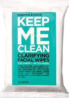 Best keep me clean clarifying facial wipes Reviews