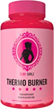 Slim Girlz Thermo Burner Thermo Burner Pills for Women Protects Lean Muscle Metabolism Booster 11 Active Ingredients No Synthetics Natural Pills Made in EU 90 Vegan Capsules Estimated Price : £ 24,90