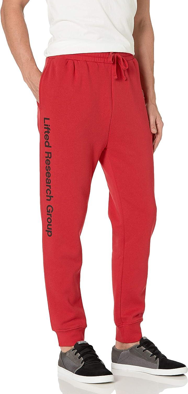 LRG Mens Classic Sweatpant-Trackpant-Jogger Pants