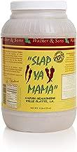 Slap Ya Mama All Natural Cajun Seasoning from Louisiana, Original Blend, MSG Free and Kosher, 8 Pound Restaurant Size Jar