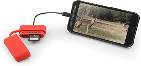 Whitetail'R PhoneREAD'R Android Game and Trail Camera Viewer