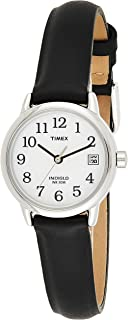 Timex Easy Reader 25mm Leather Strap Watch For Women