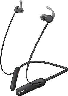 Sony WISP510/B Audífonos internos inalámbricos para Deportes WI-SP510, Grande, Negro