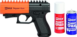 Mace Self Defense Pepper Spray Gun 2.0, Accurate, 20' Powerful Spray Delivery with..