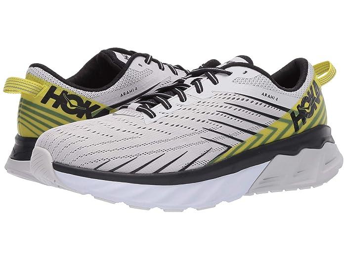 Hoka One One  Arahi 4 (Nimbus Cloud/Anthracite) Mens Shoes