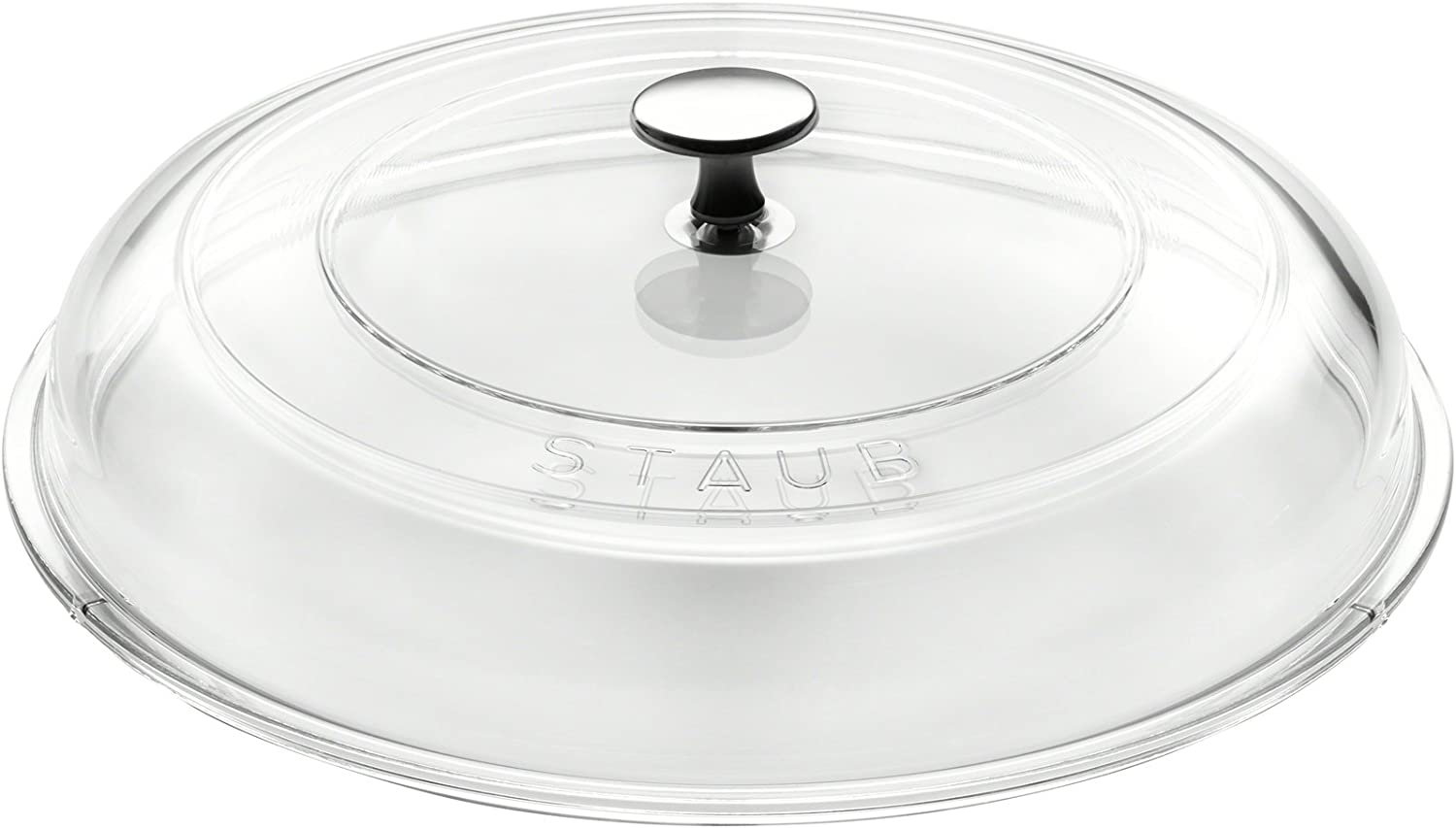 Staub 40501-028 Glass Domed Lid, 11 , Clear