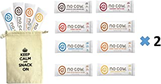 No Cow Variety Pack - 7 Flavors (24 Pack)