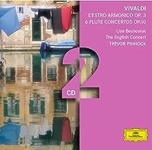 Vivaldi: Concerto grosso in F , Op.3/7 , RV 567 - 4. Adagio