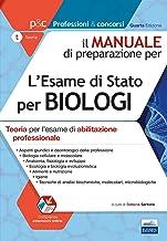 Permalink to Il manuale di preparazione per l'esame di Stato per biologi. Teoria per l'esame di abilitazione professionale. Con espansione online PDF