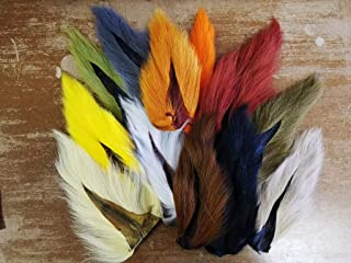 Nature's Spirit Fly Tying Select Bucktail Large