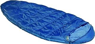 Azul//Naranja Unisex Adulto High Peak Hyperion Light 8 Saco de Dormir