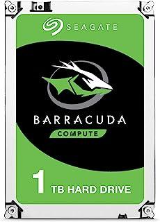 Seagate BarraCuda 1TB Internal Sata 6Gb/s 64MB 3.5 Desktop Hard Drive -ST1000DM010