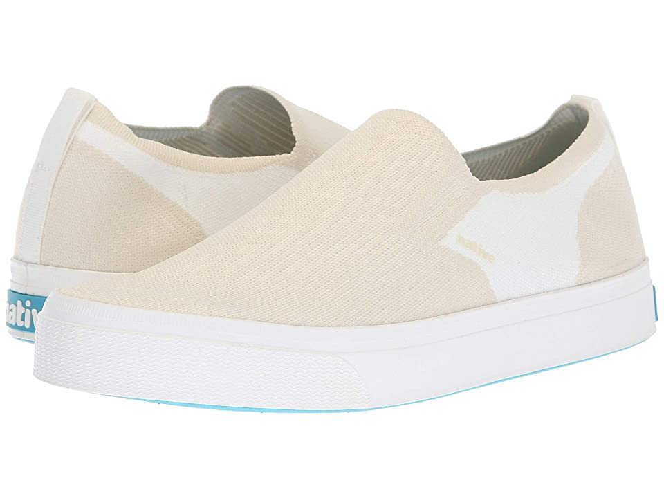 Native Shoes Miles 2.0 Liteknit (Bone White/Shell White) Shoes