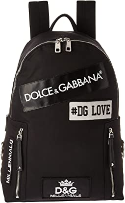 Dolce & Gabbana - Logo Backpack