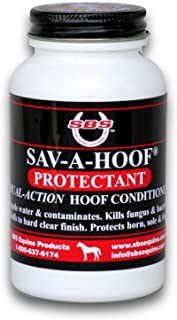 SBS Sav-A-Hoof PROTECTANT, Item 309 SBS Equine Item 309 Hoof Conditioner, One Size