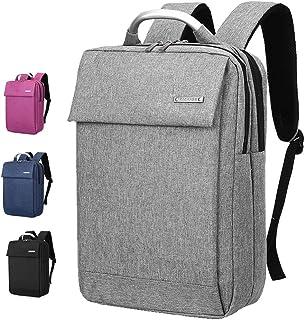 WJTWJSD Business Computer Backpack, Backpack Men and Women School Bag, Laptop Backpack Briefcases (Color : Gray)