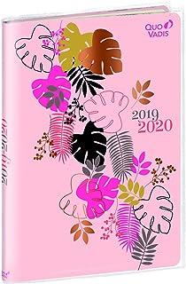Quo Vadis 2019-2020 - Agenda scolastica settimanale, 15 x 21 cm, anno Jungle spirit NOTE 21