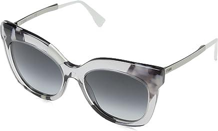 51c0fd6e1bf9 Fendi Womens Women s 0179 S 53Mm Sunglasses