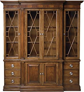 Ethan Allen Wooster China Cabinet, Saratoga