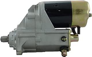 New Starter for John Deere Ag & Ind Applications Bobcat Skid Steer Loader 975 JD 4-276 Dsl 1974-1990 228000-6470 228000-6471 228080-6470 228080-6471 91295372 6632415 TY24438 016470 17362 246-25139