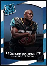 leonard fournette rookie card