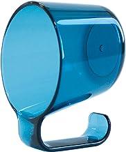 オカ(OKA) PLYS プリスベイス タンブラー 歯磨きコップ ブルー(水がきれる 自立)