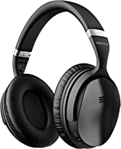 Mpow H5 Active Noise Cancelling Headphones, Superior Deep Bass Bluetooth Headphones Over..