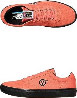 Vans Paradoxxx Porcelain Rose/Black Men's Classic Skate Shoes Size 11