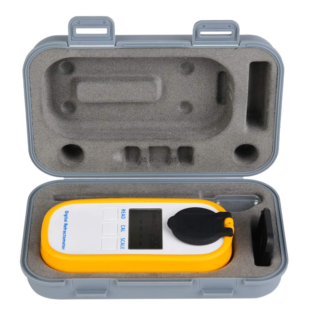 Digital Beer Outlet ☆ Free Shipping Recommendation Concentration Meter Handheld Sugar Mea Content