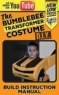 Bumblebee Transformer Costume DIY: Transforming Bumblebee Co