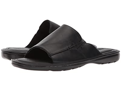 Kenneth Cole Reaction Day Slide (Black) Men