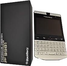 Blackberry Porsche Design P'9981 (QWERTY English + Arabic Keypad) 8GB Factory Unlocked (GSM Only, No CDMA) 3G Smartphone - International Version (Dark Platinum / Silver)