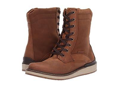 Keen Bailey Lace Boot (Cognac) Women