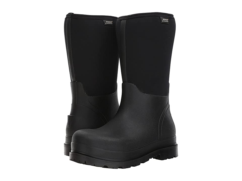 Bogs Stockman Composite Toe (Black) Men