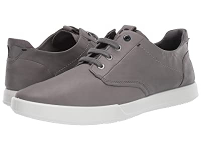 ECCO Collin 2.0 Soft Sneaker (Titanium/Titanium) Men