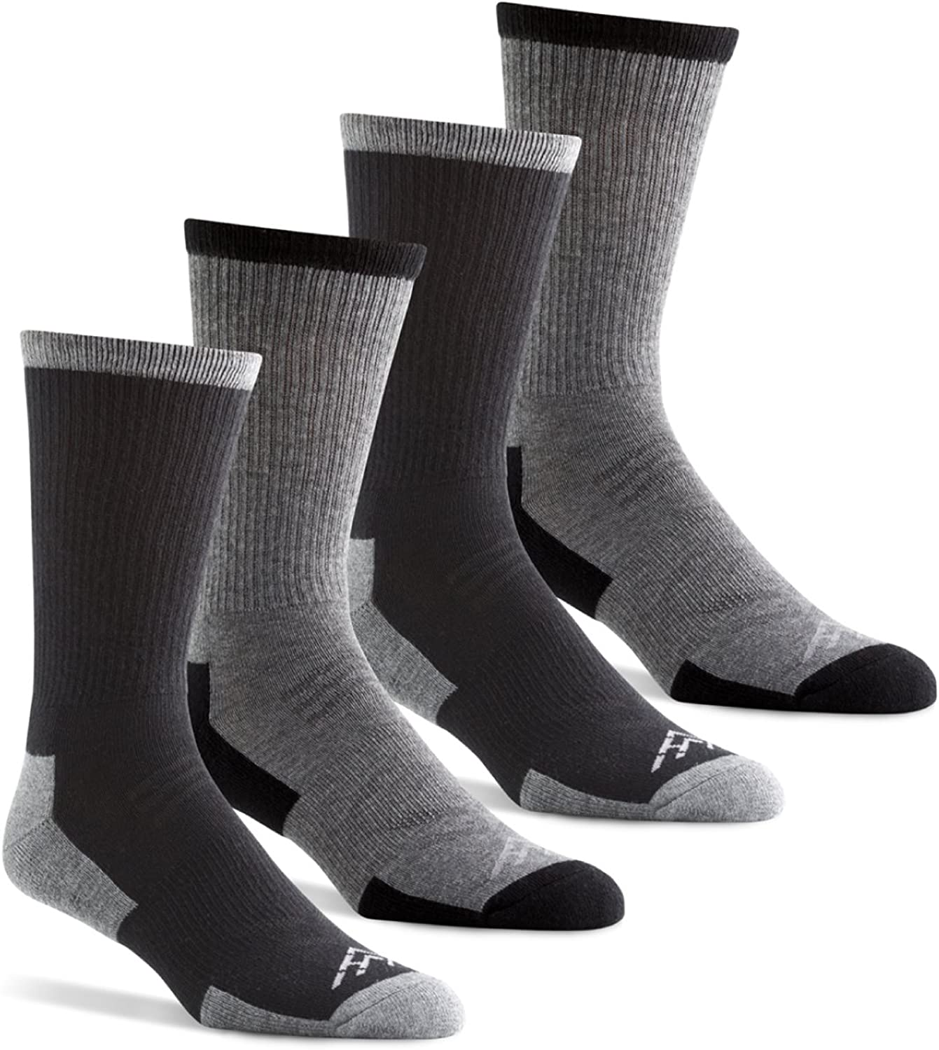 Hidden Peak Outdoor Men's Hiking Crew Socks