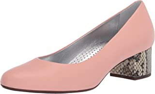 MARC JOSEPH NEW YORK Womens Womens Genuine Leather Made in Brazil Broad Street Pump