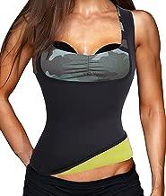 LODAY Women Slimming Body Shaper Weight Loss Sweat Belt Neoprene Sauna Waist Trainer Corset Trimmer Sport Workout Fitness