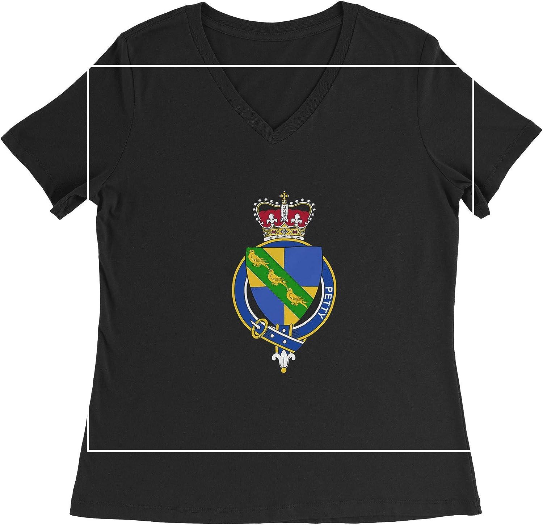 HARD EDGE DESIGN Women's English Garter Family Petty T-Shirt