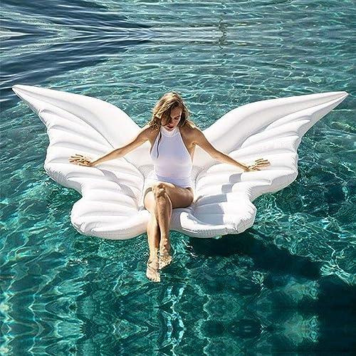 promociones YYBFG ala ala ala de natación, Flotador Inflable de la Piscina, Flotador Inflable Flotante de la Fila de la Nadada de la Nadada, Juguete Inflable del Partido de Las Balsas, 250  180CM  autorización oficial