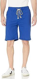 Amazon Essentials mens Linen Casual Classic Fit Short