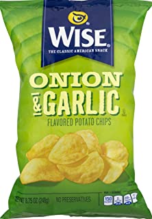 Best wise garlic and onion chips Reviews