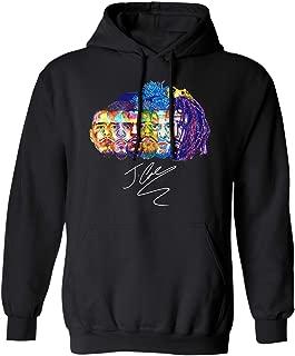 evolution of j cole hoodie