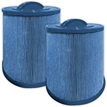 Guardian Filtration Products GAURDIAN Antimicrobial Pool/SPA 2 Pack Filters fit: Pleatco:PAS50SV-F2M, Unicel: 6CH-502, Fil...