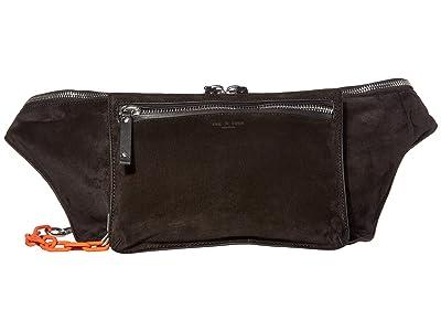 rag & bone Large Elliot Modular Fanny Pack (Black) Bags