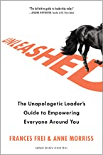 Unleashed: The Unapologetic Leader's Guide to Empowering Everyone Around You Book PDF