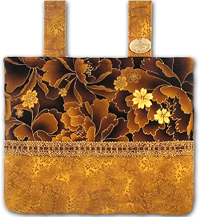 8a5521bbf02 Imperial Hazelnut - Gorgeous Browns & Gold, Functional Walker Bag